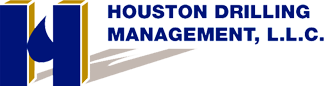 Houston Drilling Management logo.